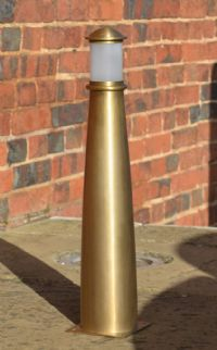 Beacon Solid Brass Bollard/Path Light 560mm